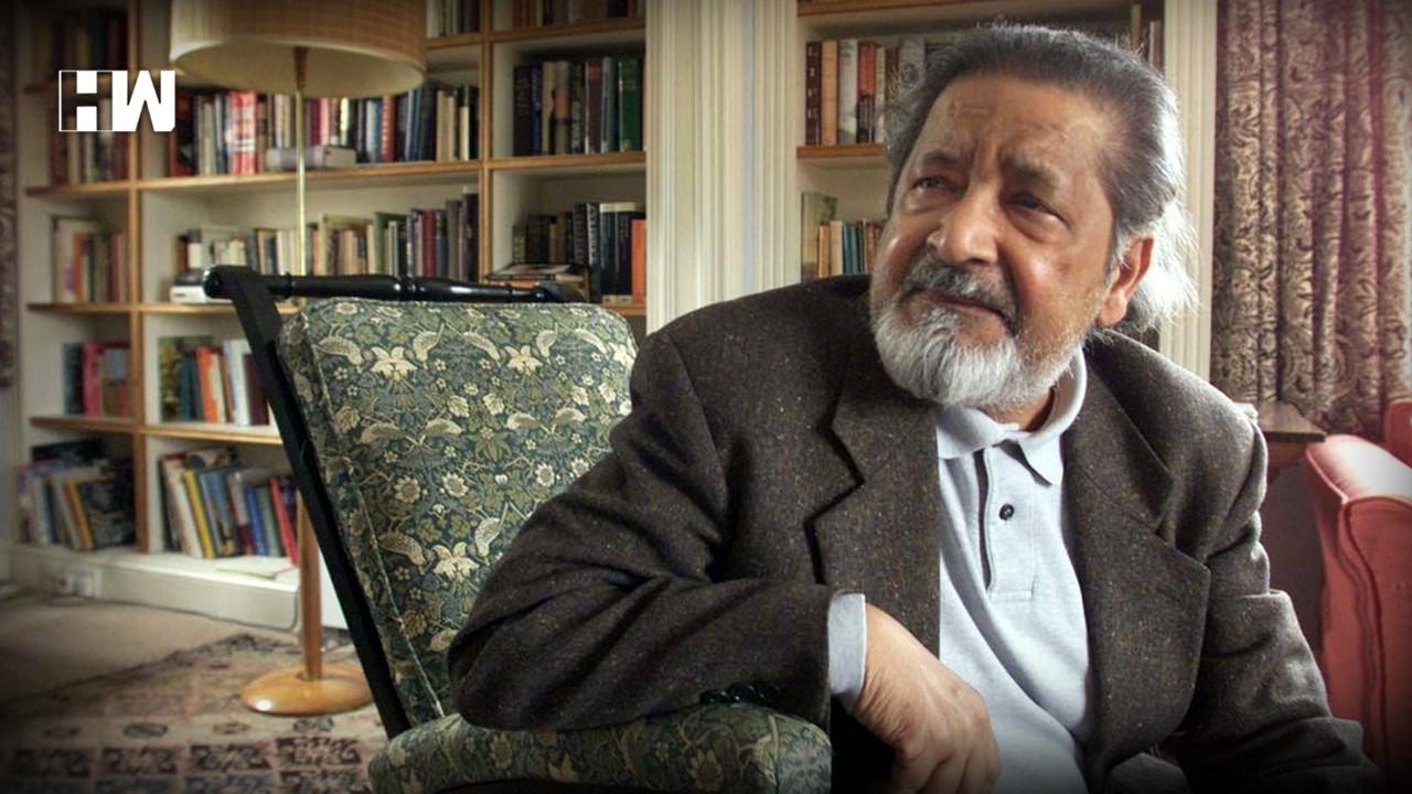Умер лауреат Нобелевской премии по литературе В.С. Найпол