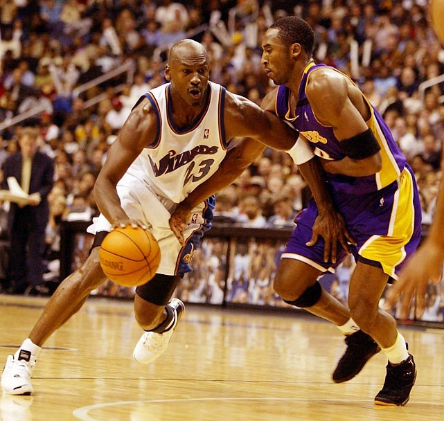 a comparison of two of the greatest nba shooting guards of all time kobe bryant and michael jordan But he was a shooting guard and expected it was literally the best kobe bryant moment the two of us could michael jordan is the greatest of all time.