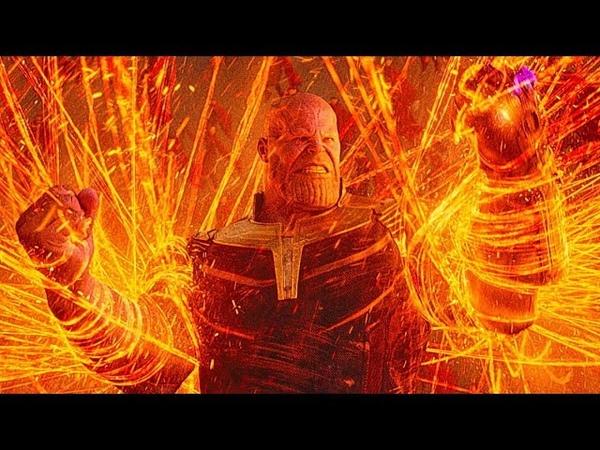 Фильм МСТИТЕЛИ: ВОЙНА БЕСКОНЕЧНОСТИ (2018) - Мстители против Таноса.