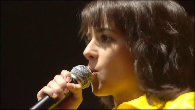 Alizée - En Concert 10 Moi... Lolita 60 FPS 1080HD