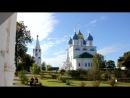 Дружеская встреча добровольцев из Выксы и Нижнего Новгорода в монастыре Флорищева пустынь