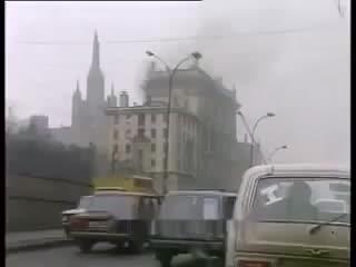 Пожар в посольстве США 28 марта 1991