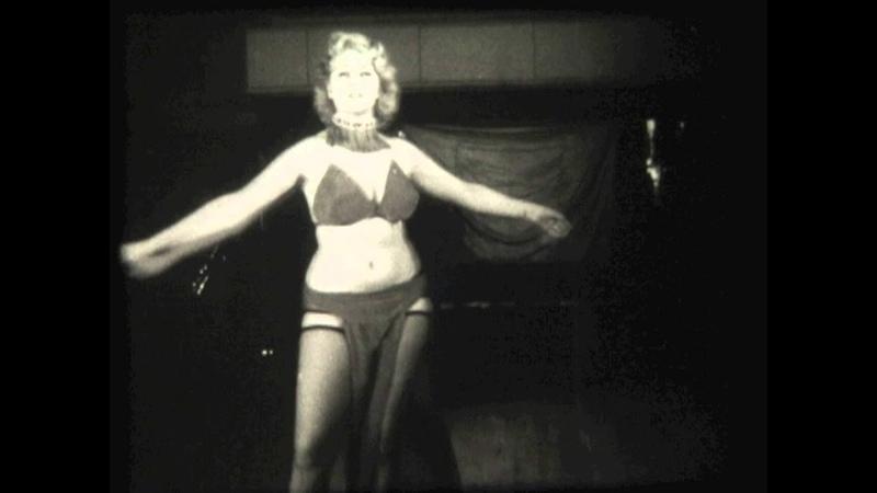 Jenny Lee Hicks (c.1952) Sugar Daddy Strip Rare Burlesque Sound Film