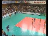1/4 плей-офф | 1 матч | Локомотив-Новосибирск vs Белогорье (Белгород) | 13.4.2013