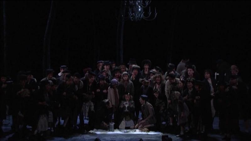 Дж Верди Макбет = спектакль Метрополитен опера