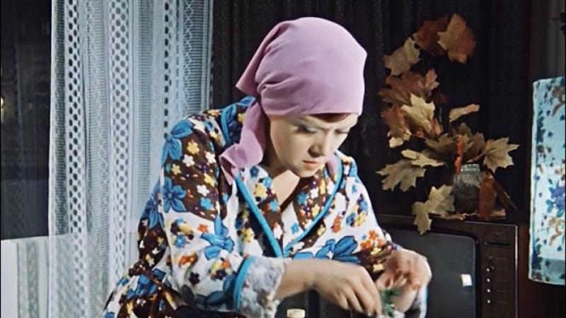 Моей душе покоя нет - Служебный роман, поет Алиса Фрейндлих 1977 (А. Петров - Р. Бернс)