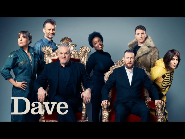 Taskmaster S4E1 | Exclusive Outtake | Mel Shoe | Dave