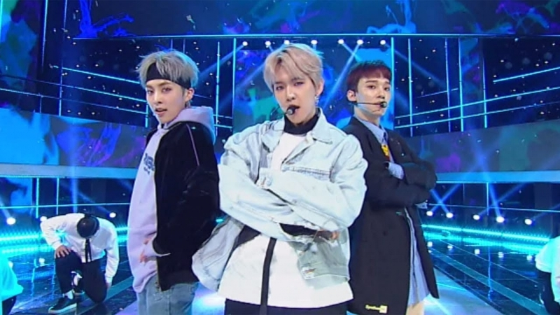 EXO-CBX - Blooming Day