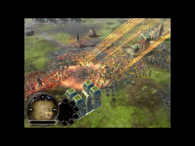 The History of Ages 1.3.7.1 (2х2) - Imladris 3 vs Team Kazaams 3 (The Unexcelled Triumphers)