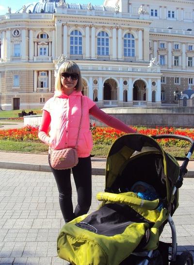 Анна Хрустовская, 3 февраля 1986, Ильичевск, id143492844