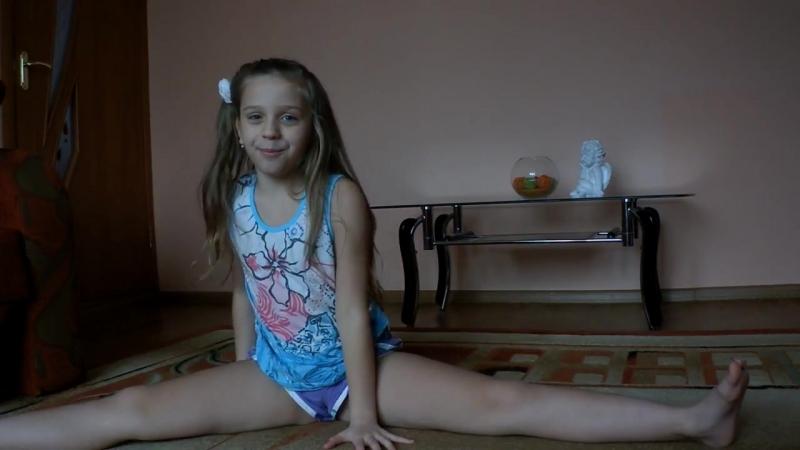 Як сісти швидко на шпагат поради украинка