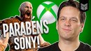 CHEFE DO XBOX PARABENIZA GOD OF WAR | Enemy Tag