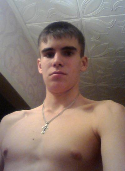 Михаил Скрид, 23 мая 1996, Тюмень, id127676018