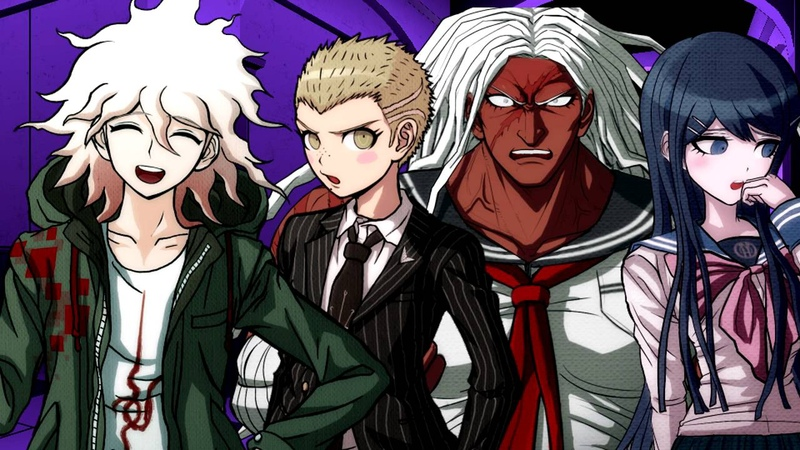 [Dangansauce] Joel Komaeda 2: Meme HARDER