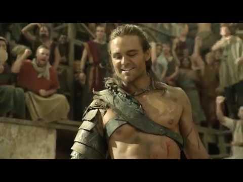 Первый бой Ганника Спартак Боги арены