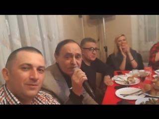 Родолюб Вулович на сербском застолье