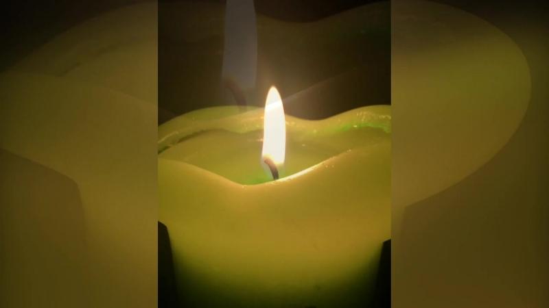Ein Licht für die Seele im Dunkeln/ A light for the soul in the dark 🕯