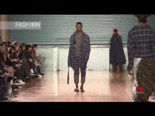VIVIENNE WESTWOOD Menswear Collection Fall Winter 2017 18 London by Fashion Chan