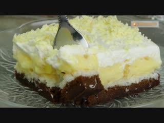 Только попробовав это пирожное, можно понять почему оно такое популярное