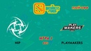 NIP vs Playmakers (карта 1), The Bucharest Minor | Плей-офф