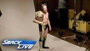 Daniel Bryan poses for his WWE Championship photoshoot SmackDown Exclusive, Nov. 13, 2018