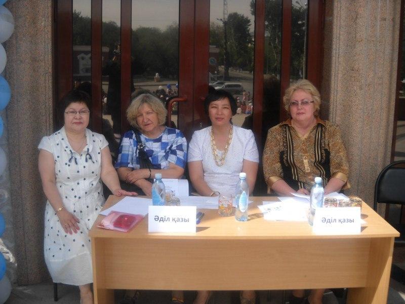 Областная детская библиотека им. Абая, театр им. С.Сейфуллина