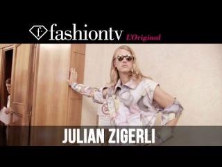 Julian Zigerli Men Spring/Summer 2015 | Milan Men's Fashion Week | FashionTV