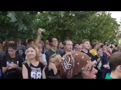 ♐Шествие, демонстрация протеста в Москве против пенсионной реформы 09.09.2018.♐