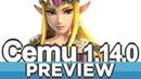 Cemu 1.14.0 (Wii U Emulator) | Improvements Preview VGTimes
