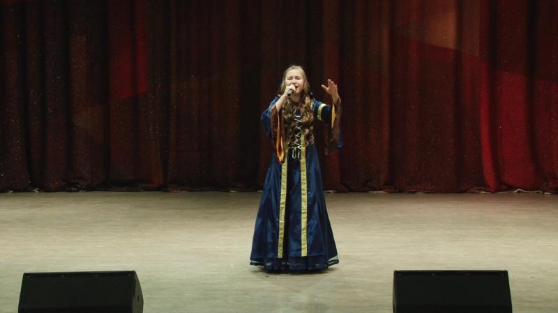 Всероссийский конкурс Ас симак, лауреат 1 степени Киленникова Ева, 13 лет