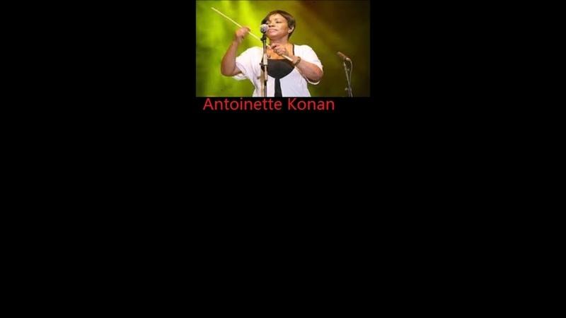 COTE DI I VOIRE Top singer Antoinette Konan Kaa Bolo Tell me None Lyric