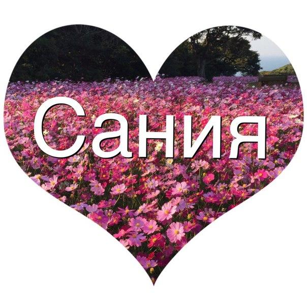 праздник картинка которое на сердце написано имя сания один