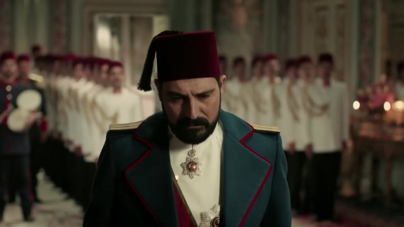 Права на престол Абдулхамид Payitaht Abdülhamid Трейлер 3-го сезона (2018)
