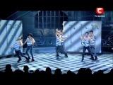 Танцуют Все БИТВА СЕЗОНОВ Возвращение героев  - Групповой танец 8 эфир
