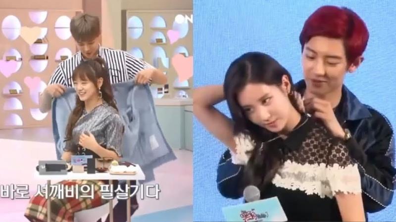 Những quý ông kpop idols quan tâm và bảo vệ các thần tượng nữ,fangirl(EXO,GOT7,BTS,BigBang,Suju..)