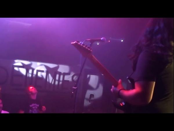 Mind Enemies - Live - Cheboksary ( Russia ) 2018.07.06