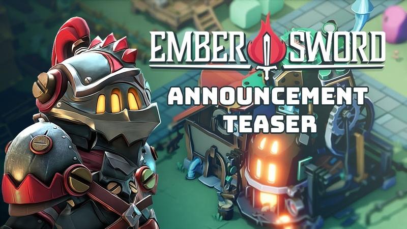 Ember Sword - Announcement Teaser Trailer [OFFICIAL]