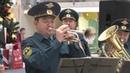 Выступление оркестра Главного управления МЧС России по Тюменской области