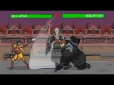 Game of Thrones animated parody series trailer. red medusa