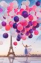 Вера Брежнева примерила романтичные образы в Париже для новой рекламной кампании Oh My Loo…