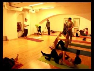 Андрей Ткаченко - Вводный курс по йоге - 6-е занятие
