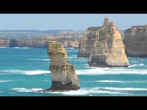 Двенадцать Апостолов.Австралийское побережье Индийского океана.