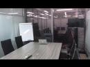Переговорная комната в Москва Сити Офис 24 7