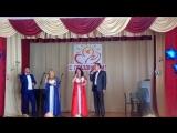 Родные края в исполнении вокального квартета А. Н. Н. А.