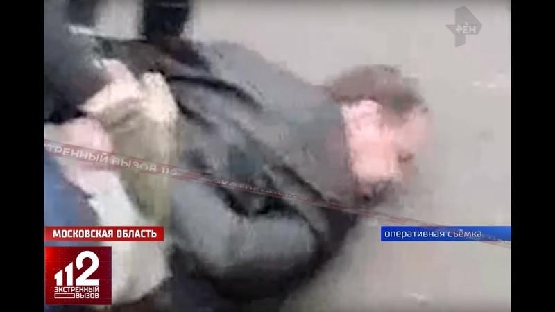 Бойцы спецназа Гром задерживают вора в законе Видео