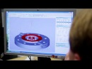 НАСА новые испытания инжекторов для ракетных двигателей, напечатанных на 3D принтере
