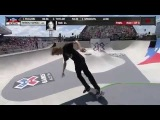 Aaron Homoki Wins Bronze Skateboard Park final at X Games Austin 2014