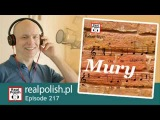 RP217: Mury - Jacek Kaczmarski | Learn Polish Audio Podcast
