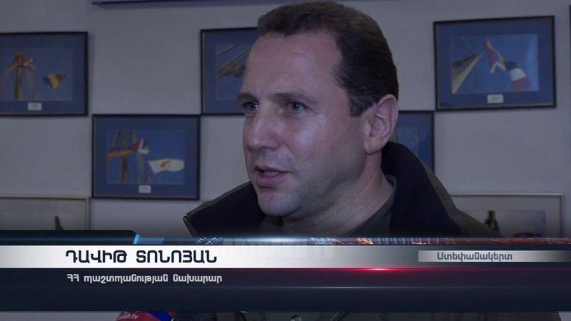Նախագահ Բակո Սահակյանն ընդունել է ՀՀ պաշտ14