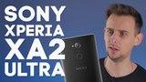 Sony Xperia XA2 Ultra - крепкий середняк